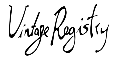 vintage registry